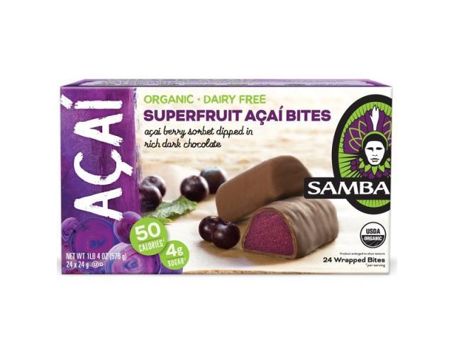 Free Sambazon Superfruit Acaí Bites!