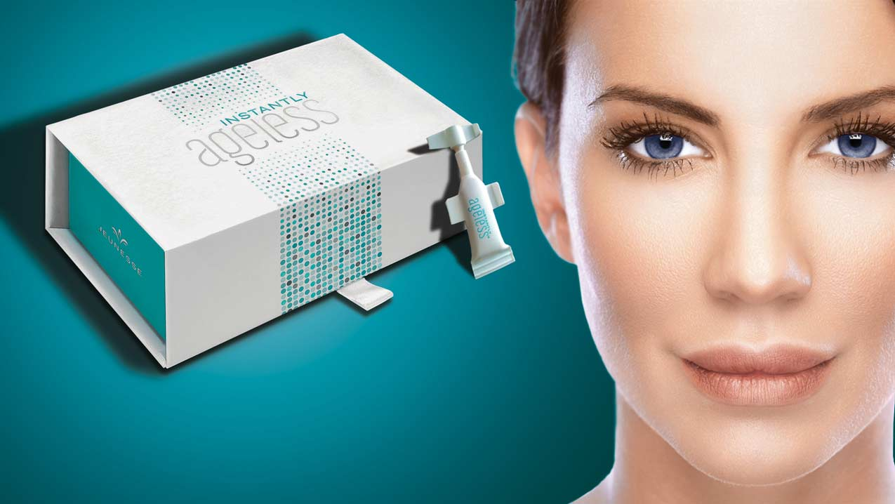 Free Instantly Ageless Sample From Jeunesse