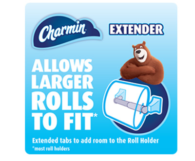 Free Roll Extender By Charmin!