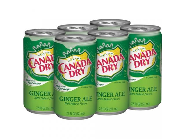 Get Free $$$ From Canada Dry Class Action Settlement! (no proof needed)