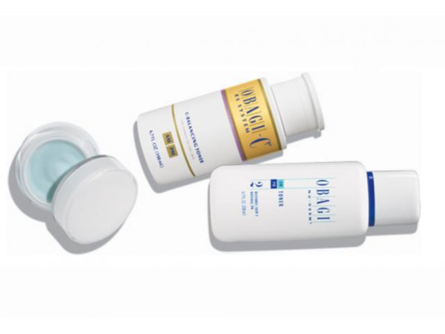 Free Obagi Skincare Vitamin C!