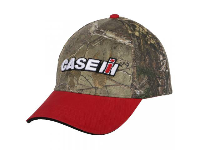 Get A Free Case IH Baseball Hat!