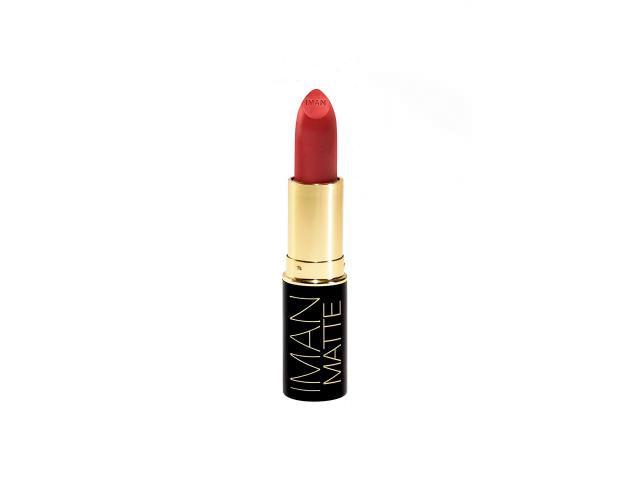 Get A Free IMAN Cosmetics Luxury Matte Lipstick!