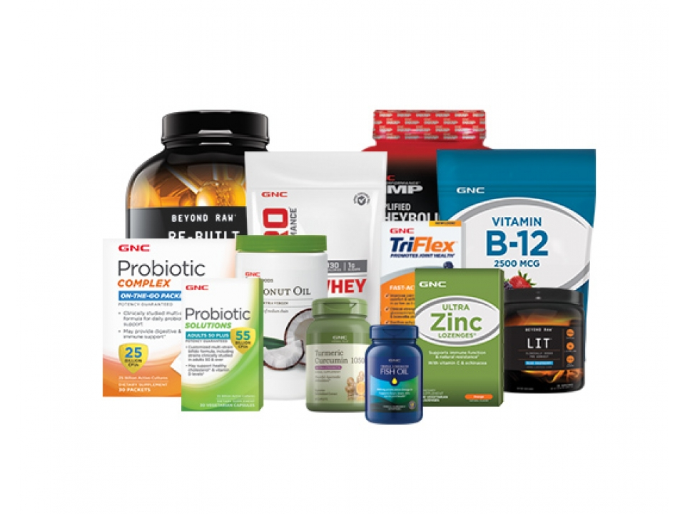 Free $5 Cash Or $15 Voucher From GNC Settlement + 3 More!