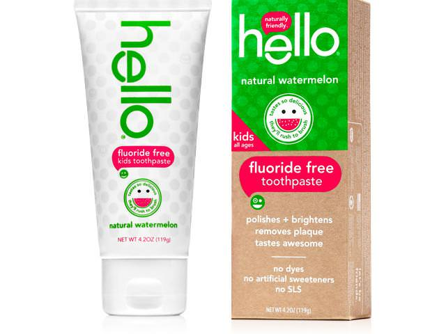 Get A Free Natural Watermelon Toothpaste!