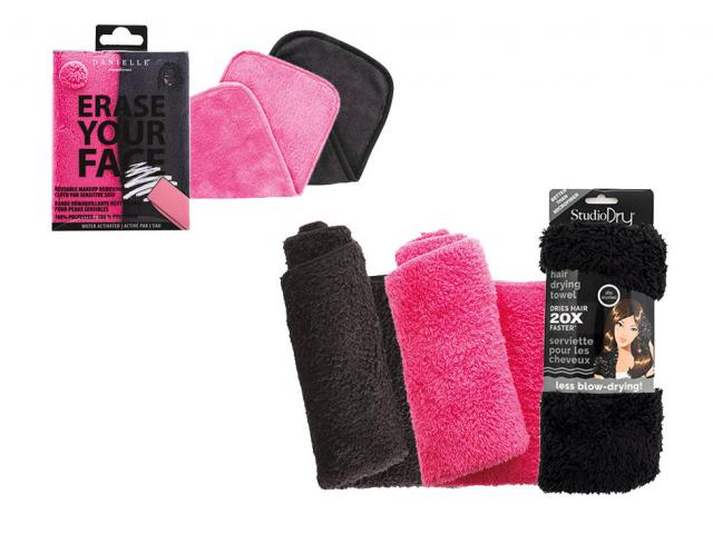 Get A Free Turban Hair Towel Or Makeup Removing Cloth!