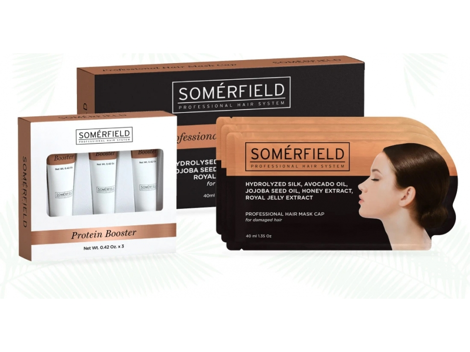 Get A Free Somèrfield Hair Repair Kit!