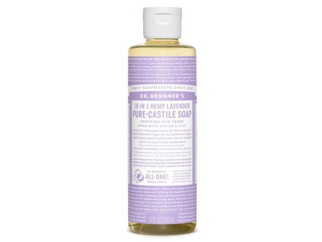 Get A Free Dr. Bronner's Lavender Pure-Castile Liquid Soap!