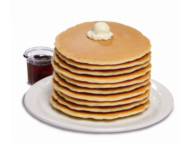 Get A Free Stack Of Pancakes From Denny's!