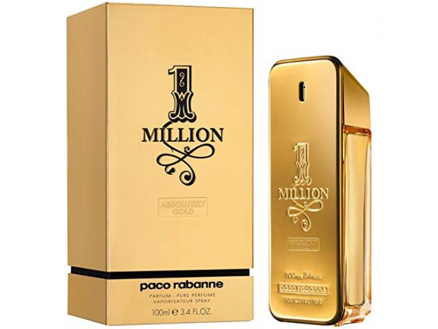 Get A Free Paco Rabanne 1 Million Perfume!