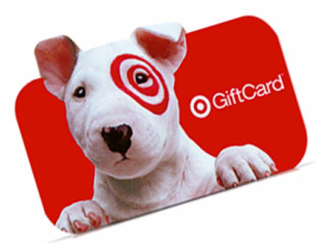 Get A Free $5 Target Gift Card!