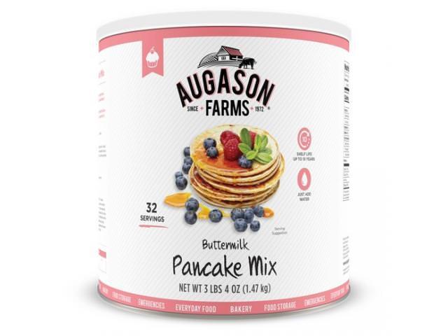 Get A Free Buttermilk Pancake!