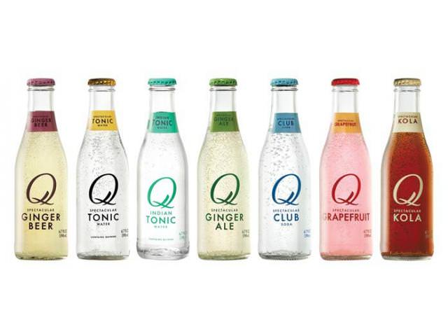 Get A Free Q Drinks Carbonated Mixer Beverage!