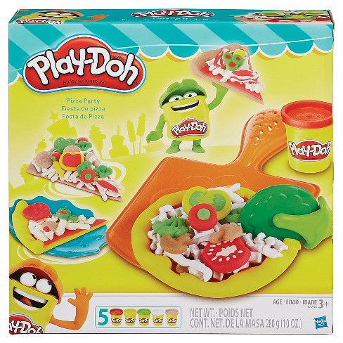 Get A Free Play-Doh Pizza Party Set!
