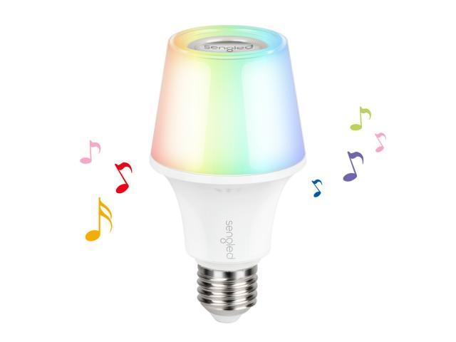 Get A Free Sengled Solo Color Plus Bluetooth Light Bulb Speaker!