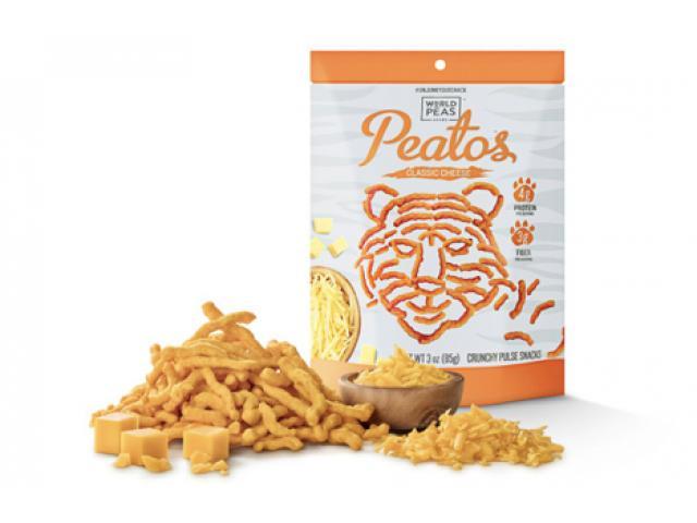 Get A Free Peatos Snack Bag!