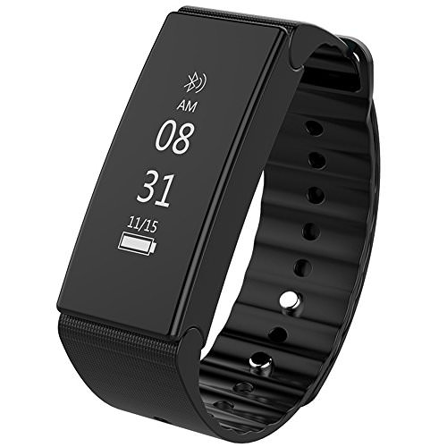 Get A Free Waterproof Fitness Tracker Watch!