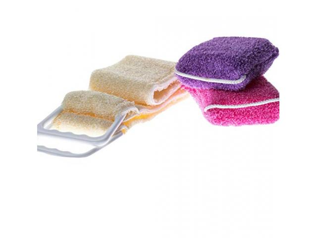 Get A Free Best Body Bath Loofah Sponge Pack!