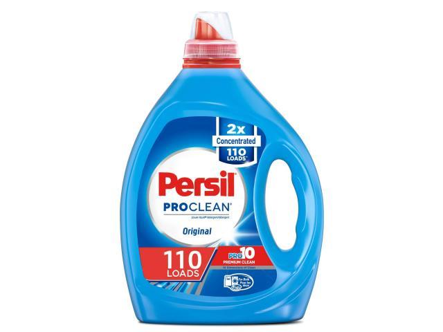 Free Persil Pro Clean Deep Clean Detergent!