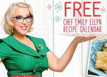 Get A Free Emily Ellyn 2019 Recipe Calendar!