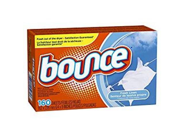 Get A Free Pack Of Bounce Dryer Sheets!