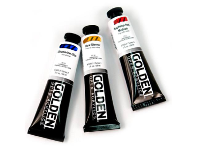 Get Free Golden Artist Colors Paints!