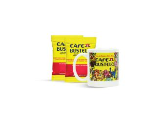 Free Mug + Coffee Sample From Coffee Bustelo!