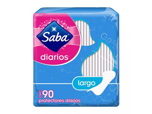 Free Pantiliners Or Pads From Saba!