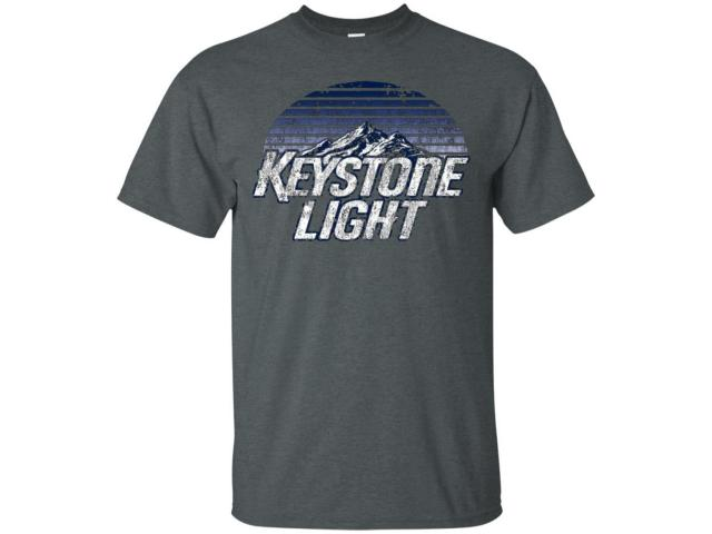 Free Keystone Light Bundle! (T-Shirt + Swag)