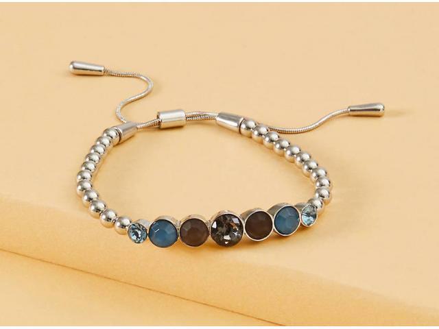 Get A Free Stretch Stone Adjustable Slider Bracelet!