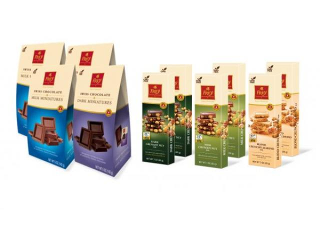Get A Free Frey Chocolate Party Box!