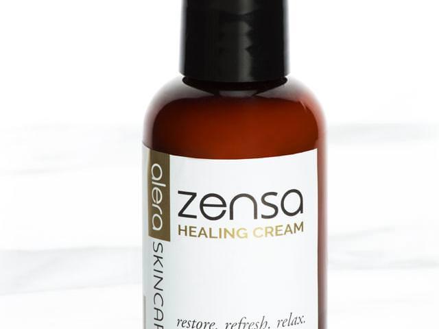 Get A Free Zensa Healing Creme!