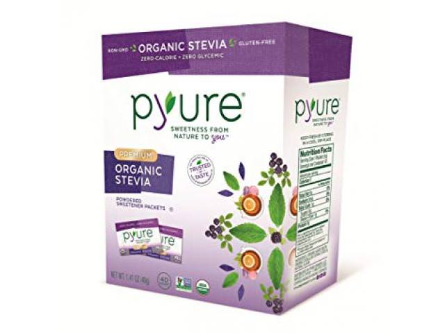 Get A Free Pyure Stevia Sample!