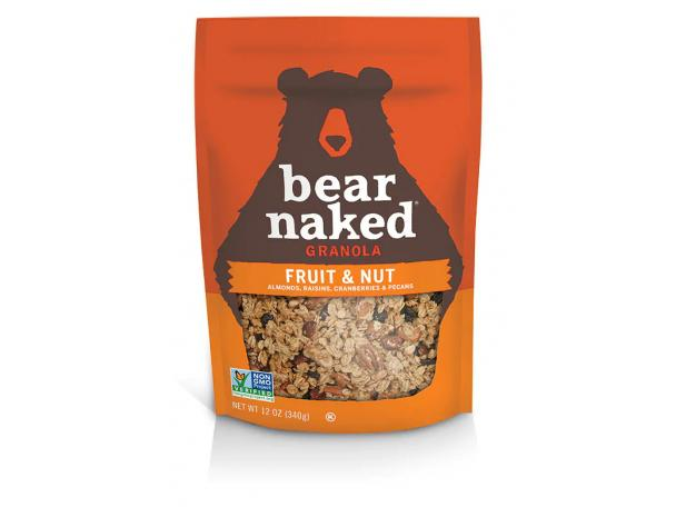 Free Bear Naked Fruit+Nut Granola From Walmart!
