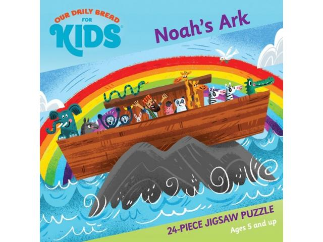 Free Jigsaw Puzzle By Our Daily Bread for Kids!