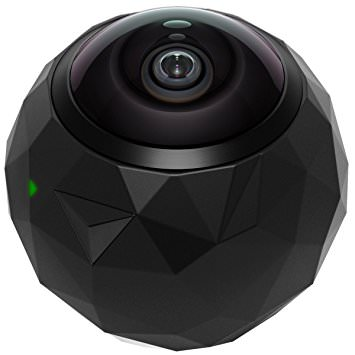 Get A Free 360fly HD Video Camera From Copenhagen!