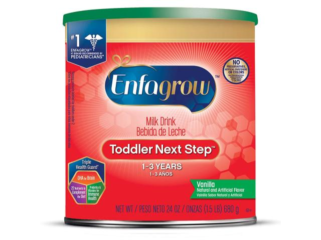 Free 10 oz Sample Of Enfagrow!