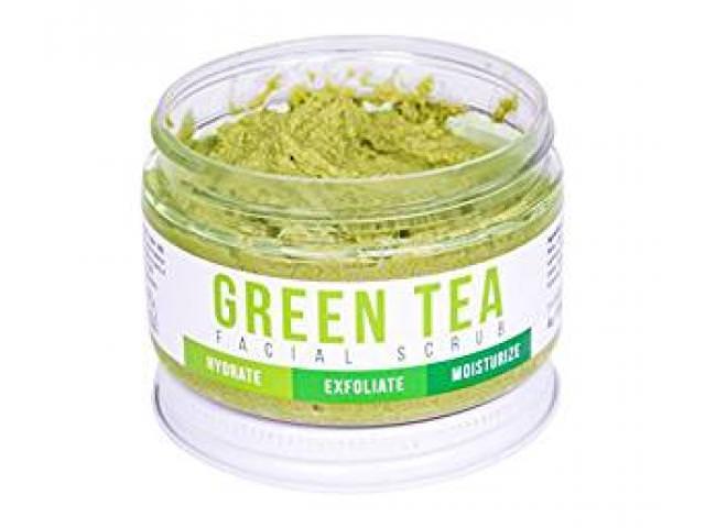 Get A Free Green Tea Detox Face Scrub!