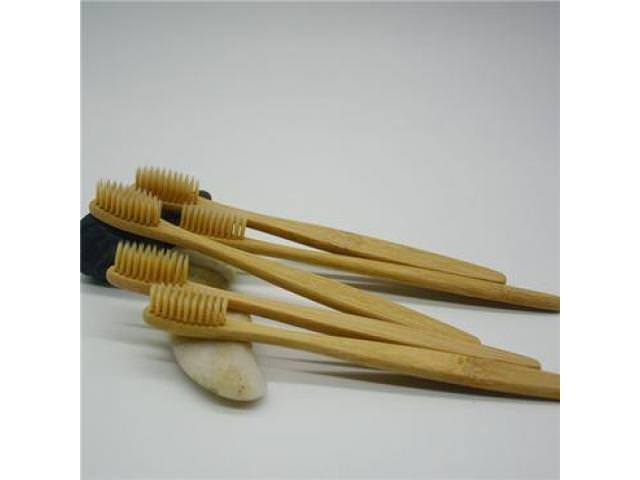 Get A Free Organic Bamboo Toothbrush!