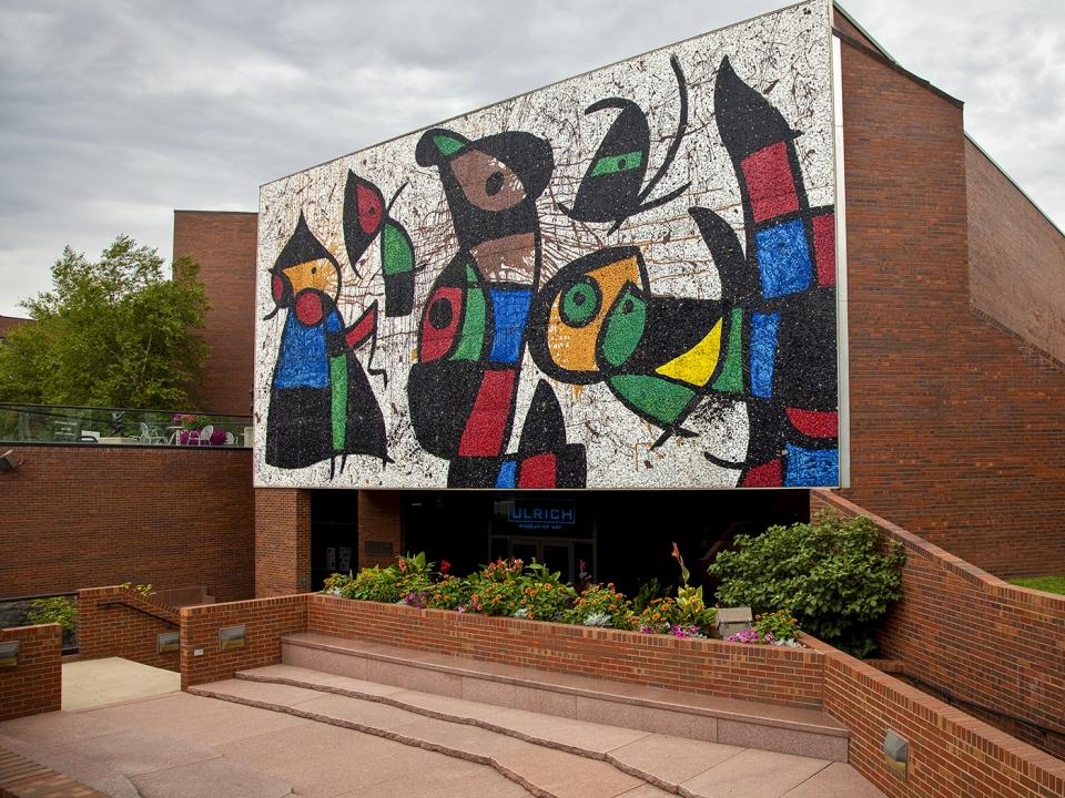 Free Fine Arts 2020 Calendar By Wichita State University!