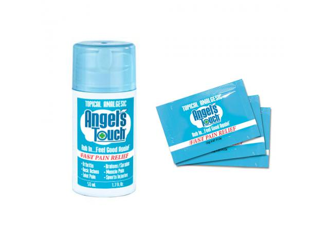 Get A Free Angel's Touch Pain Relief!