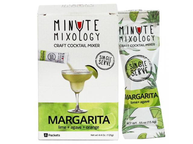 Get A Free Minute Mixology Cocktail Mix Packet!