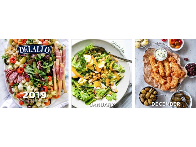 Get A Free DeLallo Recipe Calendar!