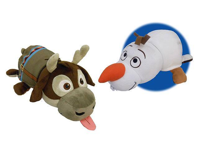Get A Free Disney Frozen Olaf To Sven Plush!