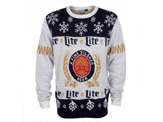 Get A Free Miller Ugly Sweater!