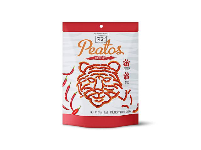 Get A Free Peatos Snack!