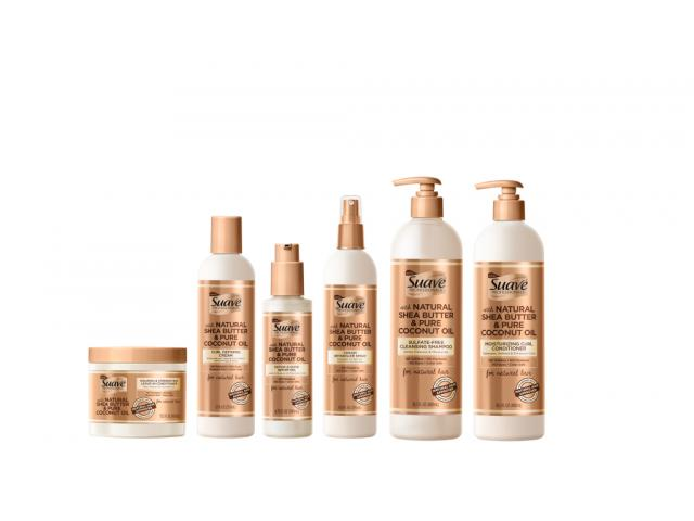 Free Hair Care Samples By Suave!