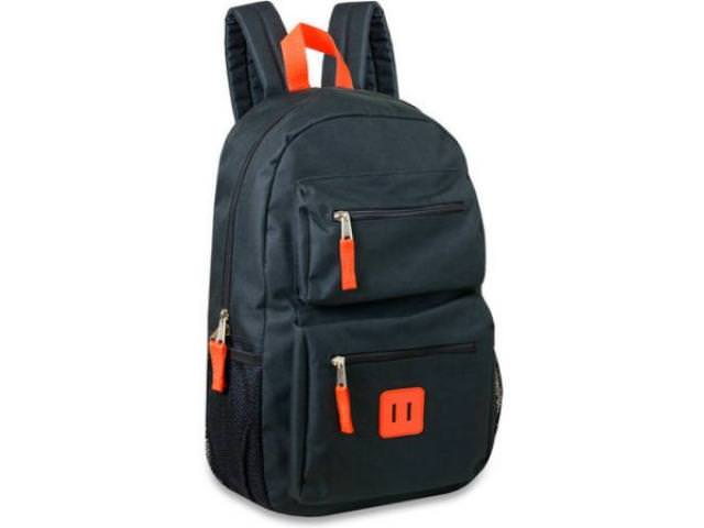 Get A Free 18 Inch Double Pocket Backpack!