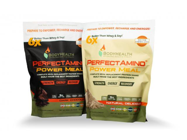 Get 2 Free Power Meal Samples!