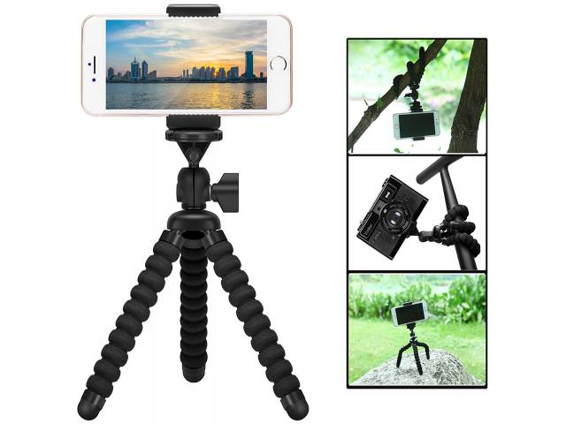 Get A Free Flexible Tripod Phone Mount From Marlboro!
